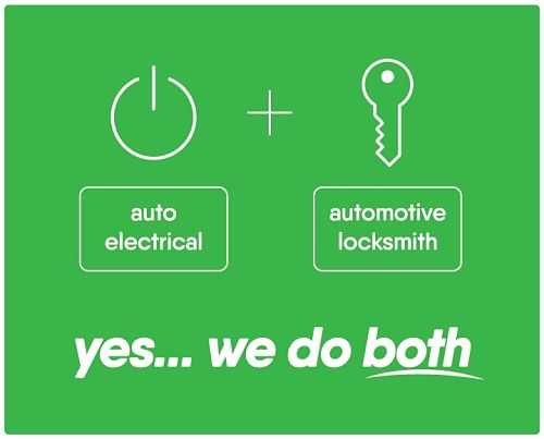 Locksmith & Auto Electrician